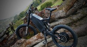 Stealth Zombie 2 (Electric Bike)