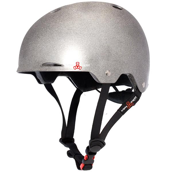 Triple Eight helmet (electric skateboard gear)