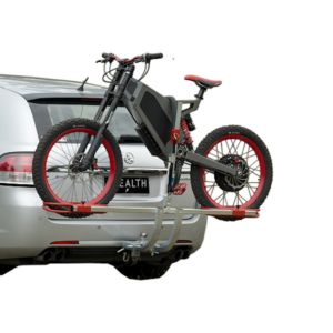 Stealth Electric Bike - Bike Rack For Vehicle