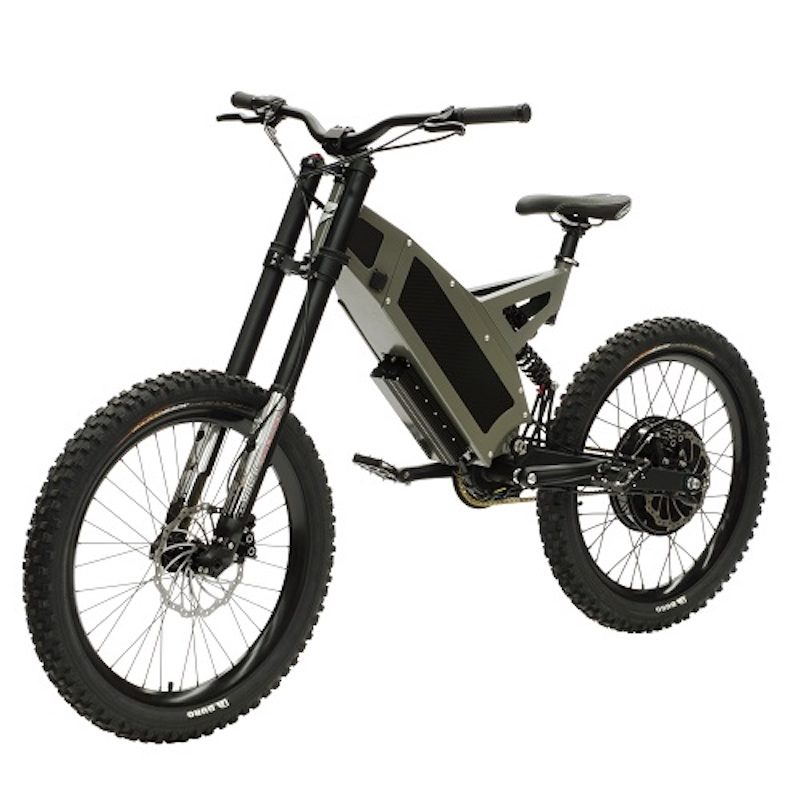 Stealth F-37 Electric Bike