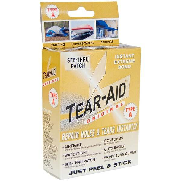 Tear-Aid Repair Patch Kit (type A) (Kitesurfing Gear)