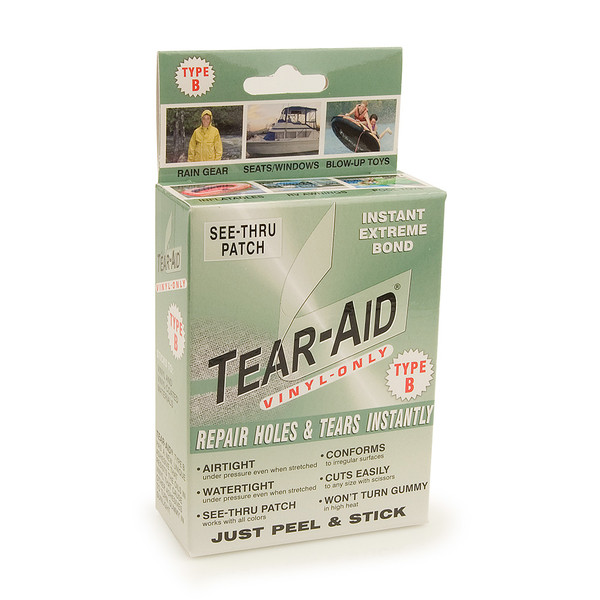 Tear-Aid Repair Patch Kit (Type B)