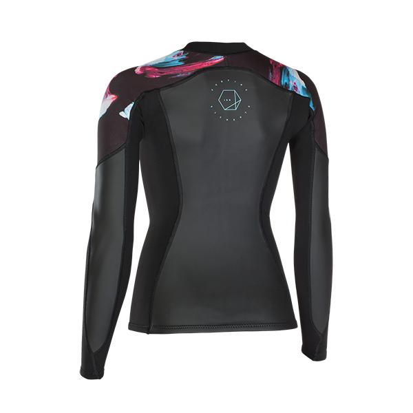 2019 Ion Muse Neo Zip Top 1.5 DL (kitesurfing apparel)