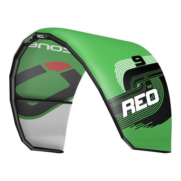 Ozone Reo V5 (green grande) (kite for kitesurfing)