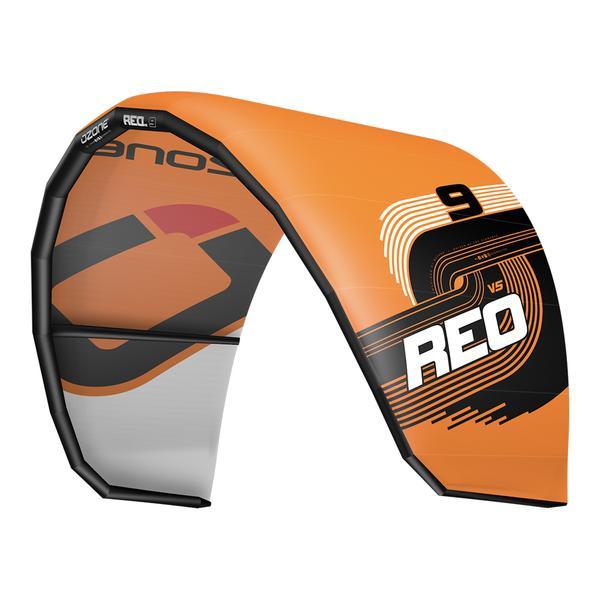 Reo_V5_orange_grande (kite for kiteboarding)