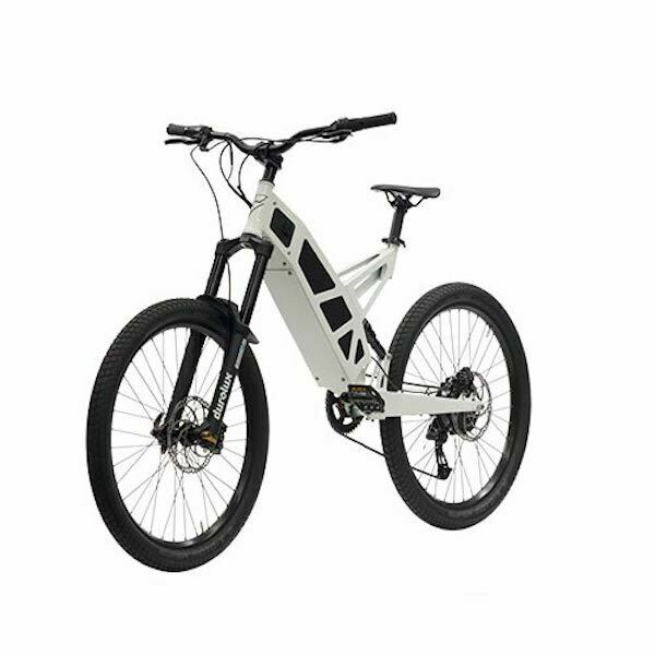 Stealth P7 Electric Bike