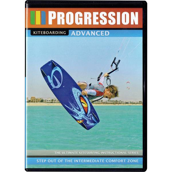 Advanced Kiteboarding DVD