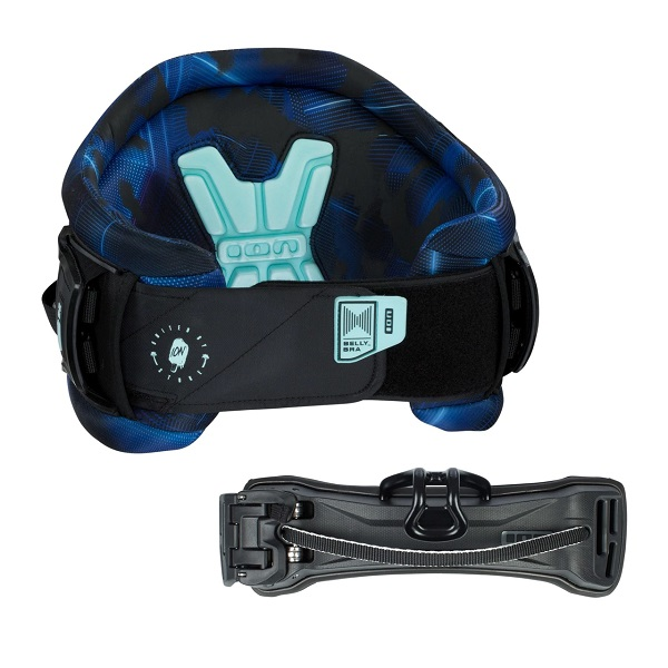 2020 Ion Nova Curv 10 Select Ion harness. Waist Harness. Freeride Harness. Kiteboarding Harness. Kitesurf harness.