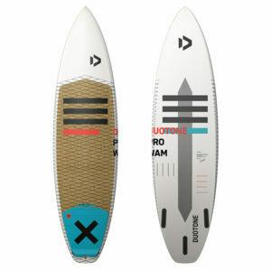 2020 Duotone Pro Wam. Kite Surfboard. Strapless Kiteboard