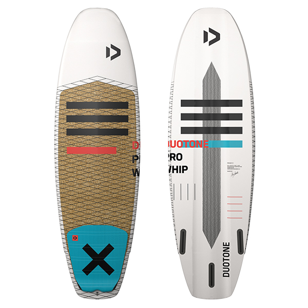 2020 Duotone Pro Whip. Duotone Surfboards. Kite surfboard.