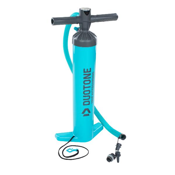2020 Duotone Pump - Kite pump. Kiteboard pump. Duotone Pump. (Kitesurfing)