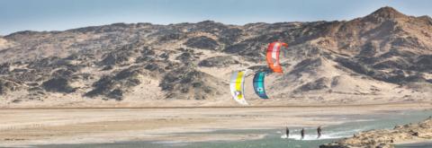 Western Australia's favourite Kitesurfing School