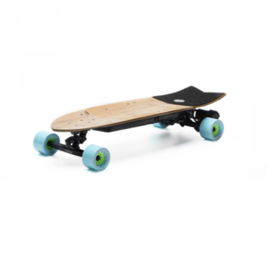 Evolve Stoke Blue Skateboard