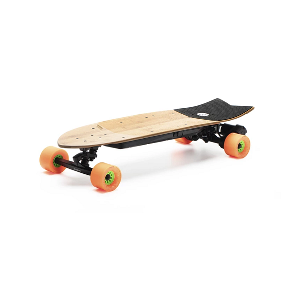 Evolve Stoke Orange Skateboard