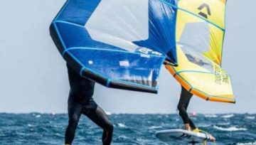 Enter the Wing Foiler Part 2 – Downwind Wing Foiling.