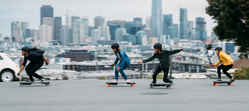 Boosted Skateboards. Electric Boards. Mini X. Stealth.