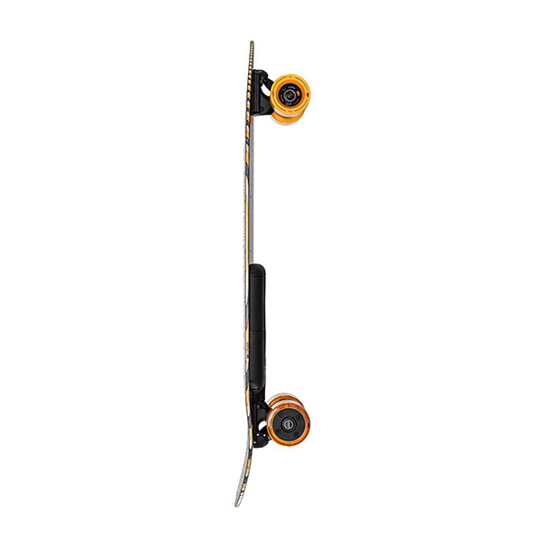 (.dot electric skateboards) .dot cruiser - side view