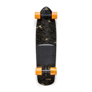 .dot cruiser, under deck (.dot electric skateboards)