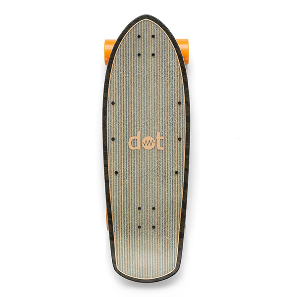 .dot compact deck (.dot electric skateboards)