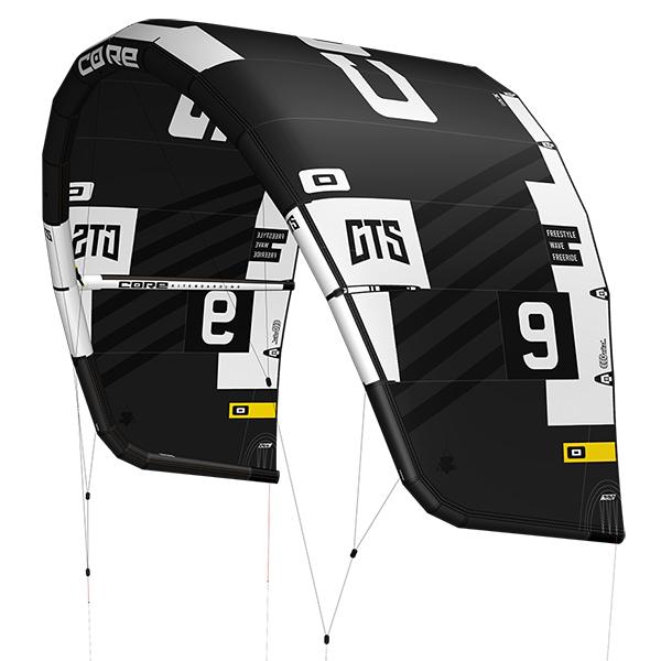 CORE KITES GTS6 (Kitesurfing Kite)