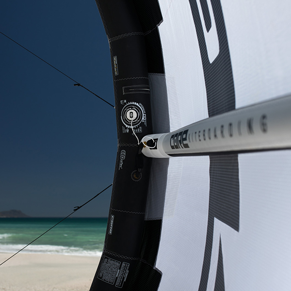 CORE KITES GTS6 (Kitesurfing Kite) ExoTex Light Struts