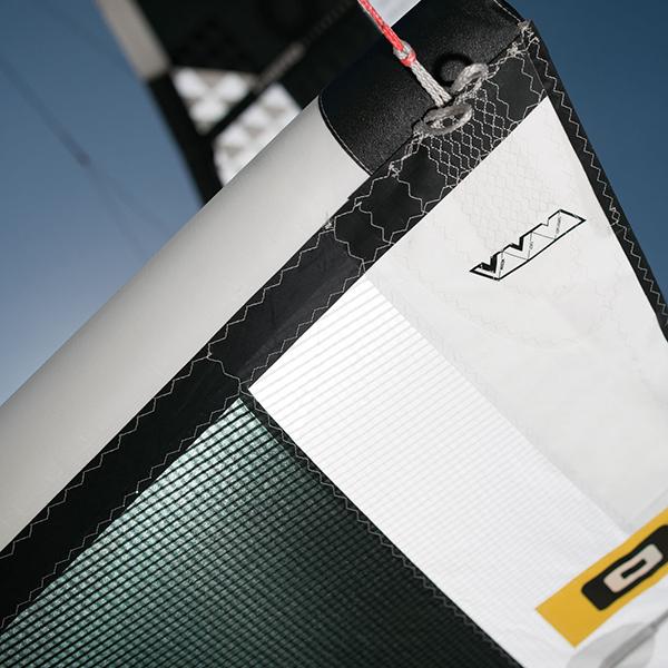 CORE KITES GTS6 (Kitesurfing Kite) Nexus 2 - ExoTex Dacron