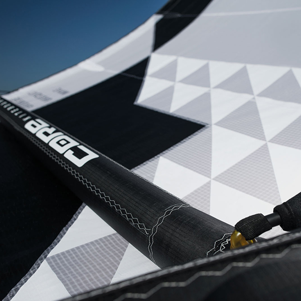 CORE KITES GTS6 (Kitesurfing Kite) Nexus 2 - ExoTex Light Struts