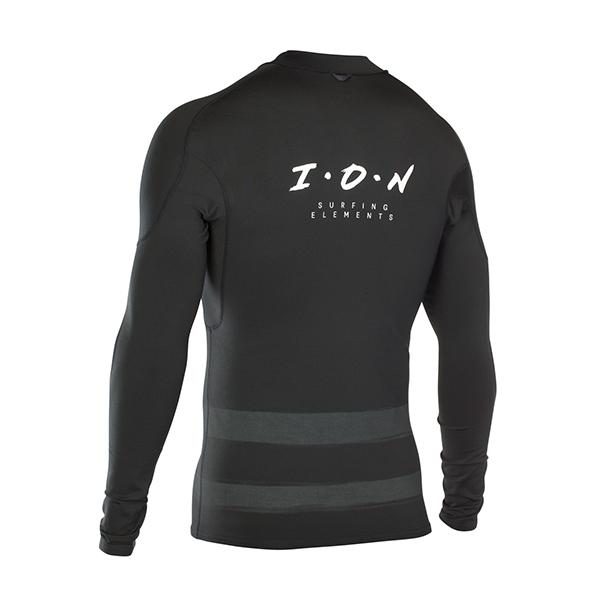 2019 ION NEO TOP MEN 0.5 LS BACK | Neoprene