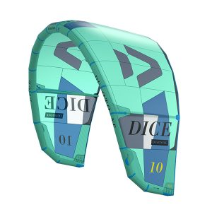 2021 Duotone Dice Mint (kite for kitesurfing)