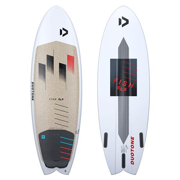 2021 Duotone Fish SLS (kitesurfing board)