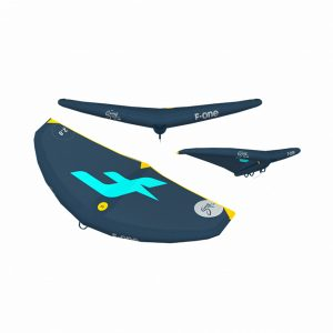 SWING-SLATE-BLUE-LAGON (kite for kitesurfing)