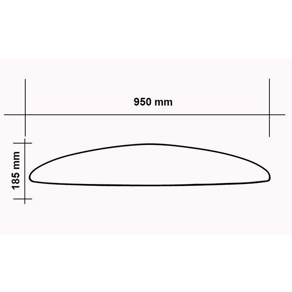 SABFOIL W950 SPEC