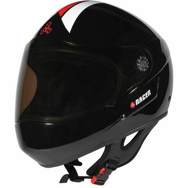 TRP8 RACER GLOSS BLACK