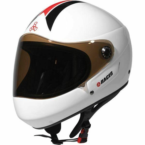 TRP8 RACER GLOSS white