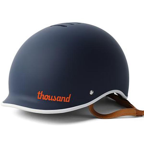 THOUSAND NAVY helmet side