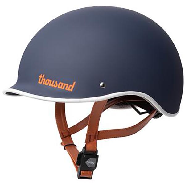 THOUSAND NAVY helmet side straps