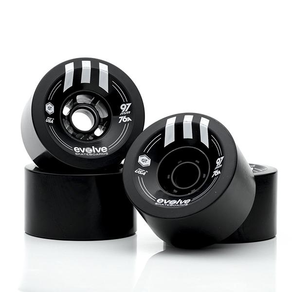 EVOLVE GTR/GTX/GT STREET CONVERSION KIT BLACK