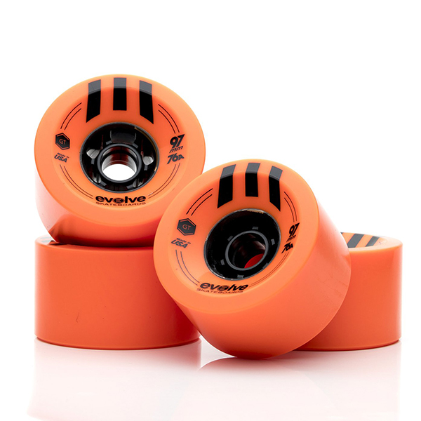 EVOLVE GTR/GTX/GT STREET CONVERSION KIT orange