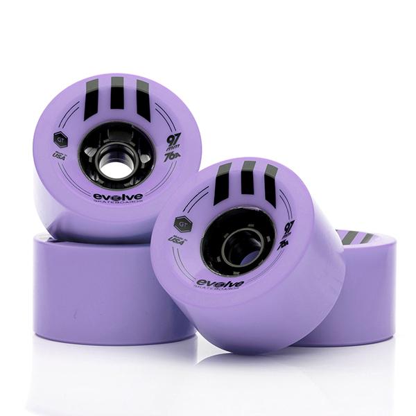 EVOLVE GTR/GTX/GT STREET CONVERSION KIT purple