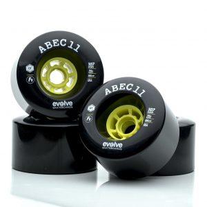 EVOLVE/ABEC F1 107MM WHEELS